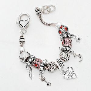 Jewelry - Mothers Day heart charm bracelet